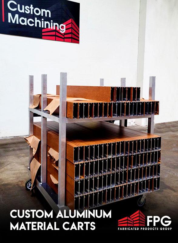 Aluminum-Material-Carts
